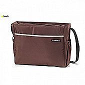 Hauck Lady Changing Bag (Brown/Beige)