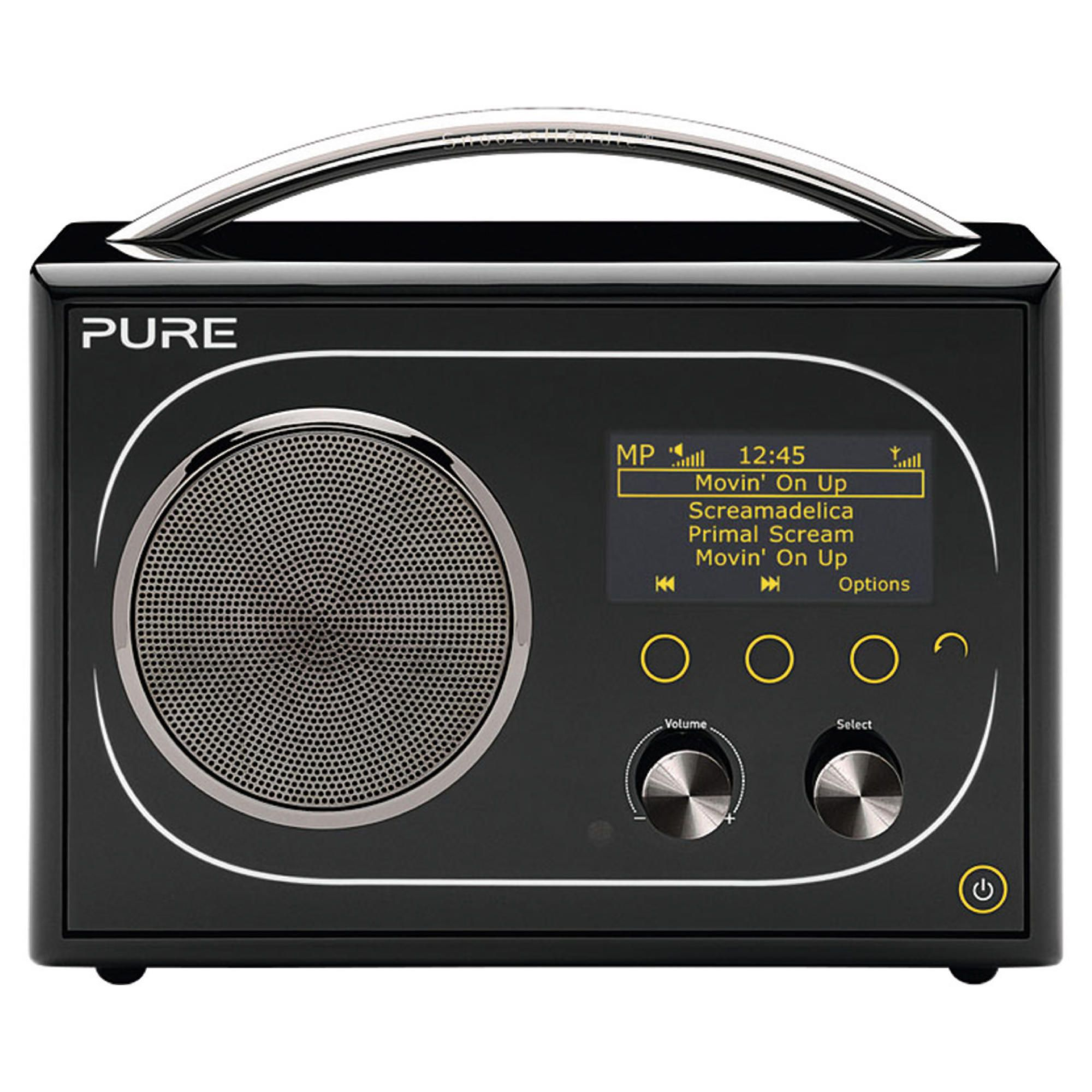 Pure Outlet Evoke Flow DAB FM/WiFi Radio
