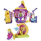 Disney Princess  Small Doll Rapunzels Tower
