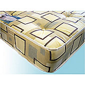 Open Coil Spring Mattress - Double 4ft 6'' - Fast Delivery - Pick A Day