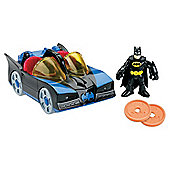Fisher-Price Imaginext Batmobile With Lights