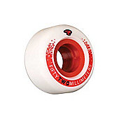 Enuff Sidecuts Spray 52mm Skateboard Wheels