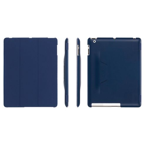 Griffin Intellicase for Apple iPad 3/iPad 2 Case & Stand - Midnight Blue.