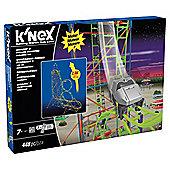 Knex Amazin 8  Roller Coaster
