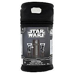 Star Wars Darth Vader Toiletry Bag Gift Set 15+