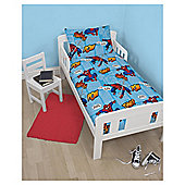 Spiderman Bed Bundle Junior
