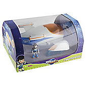 Miles From Tomorrow Starjetter Playset