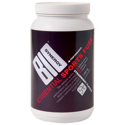 Bio-Synergy Essential Sports Fuel Dietary Supplement Strawberry 1.065kg 25 Servings