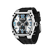 Police Cobra Mens Day/Date Display Watch - 13845JS-02A