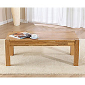 Mark Harris Furniture Verona Bench in Oak