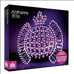 Ministry Of Sound: Anthems 90S (3CD)