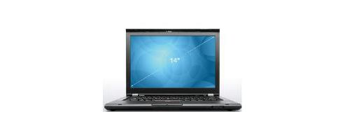 LENOVO - TS T430 Core i5-3210M 1 x 4GB DDR3 180GB SSD DVD+-RW DL Open SIM 14.0 INCH LED Backlit WIN 7 Pro 64 3 Years O/S