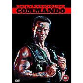 Commando DVD