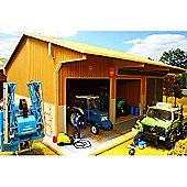 Brushwood Bbb140 Multi Use Barn Big Basics - 1:32 Farm Toys