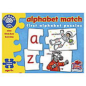 Orchard Toys Alphabet Match Jigsaw