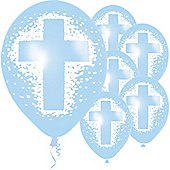 11' Christening Blue (25pk)