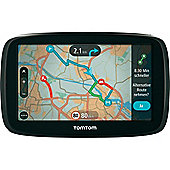 TomTom GO 50 5 Sat Nav with Lifetime Western Europe Maps