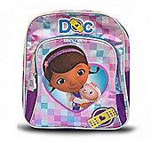 Disney Doc McStuffins Medium Nursery Backpack