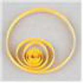Quilling Paper 3mm No25 Golden Yellow