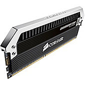 CORSAIR DOMINATOR Platinum Series 16GB 2 x 8GB DDR3 DRAM 1600MHz C9 memory kit for DDR3 Systems