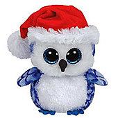 Ty Christmas Beanie Boos - Santa Penguin North
