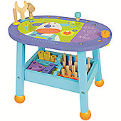 Boikido Wooden Workbench with Construction Kit