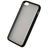 Tortoise™ Hard Protective Case iPhone 5C Clear/Black edge