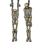 Halloween Decorations Jointed Giant Skeleton - 1.5m (each)