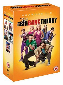 Big Bang Theory - Series 1-5 - Complete (DVD Boxset)
