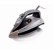 GC4870 Azur Steam Iron with 200g Steam Boost & SteamGlide Soleplate