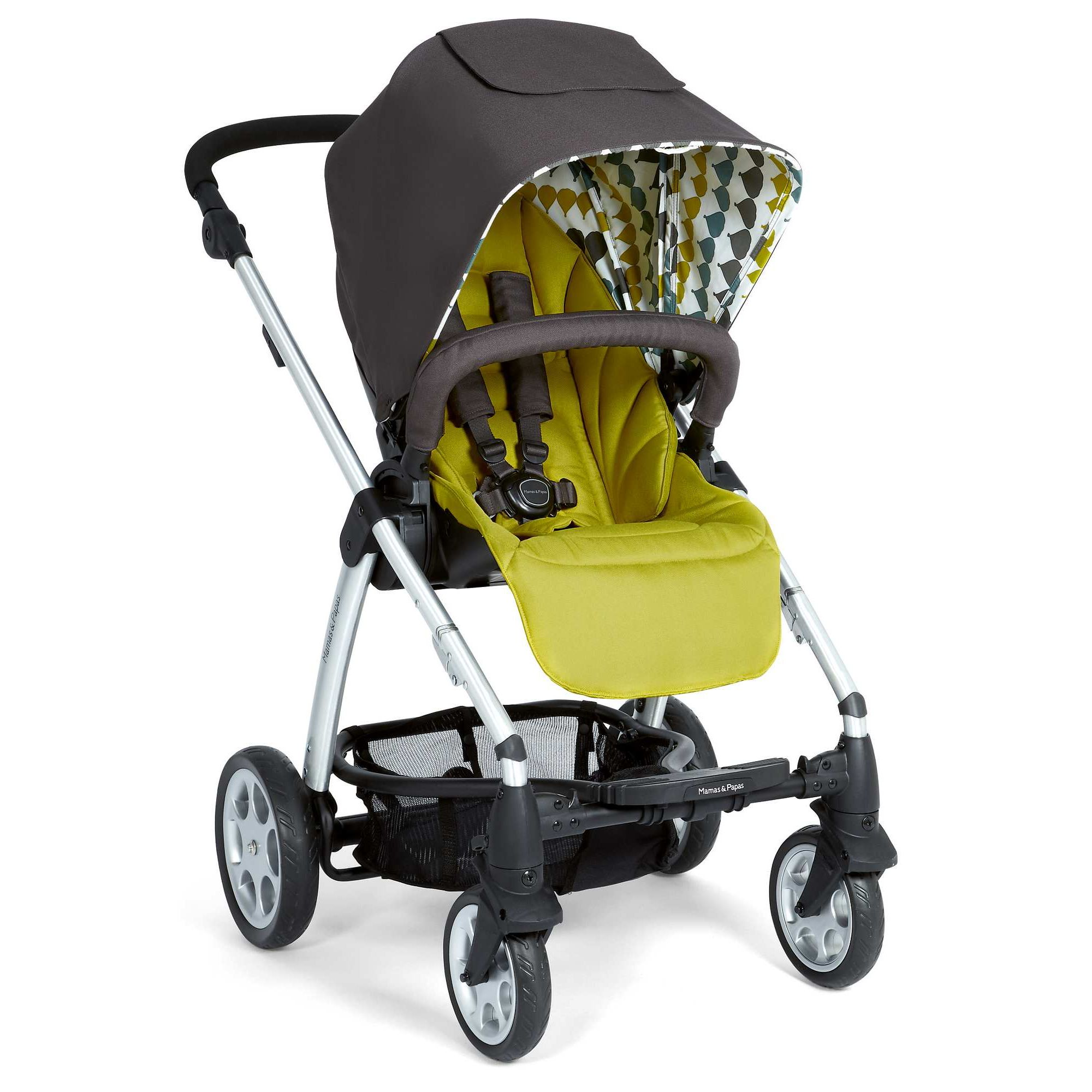 Mamas & Papas - Sola Pushchair - Lime at Tesco Direct