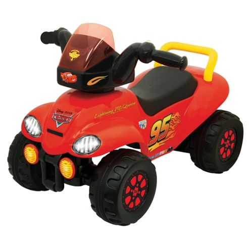 Disney Cars Ride-On Quad Bike