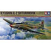Ilyushin Il-2 Shturmovik - 1:48 MILITARY 61113 - Tamiya