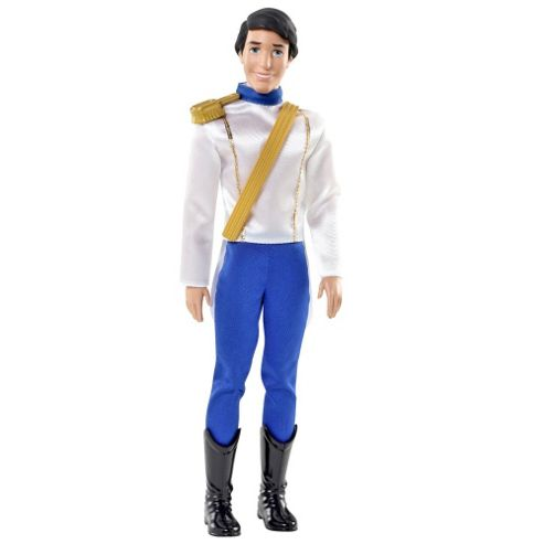 Disney Princess Prince Eric Doll