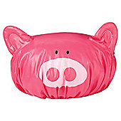 Piggy Shower Cap