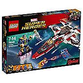 LEGO Super Heroes Avenjet Space Mission 76049