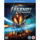 DC Legends of Tomorrow Blu-ray