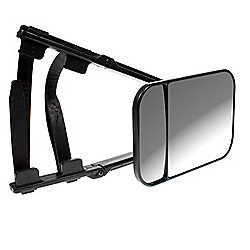 4x4 Single Caravan Mirror - Dual Glass