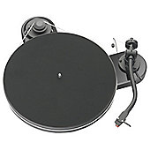 PROJECT RPM 1.3 GENIE TURNTABLE WITH 2M RED CARTRIDGE (GLOSS BLACK)