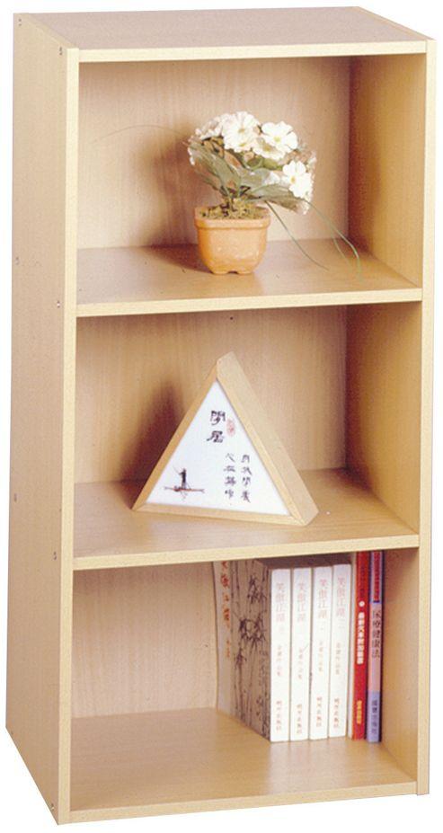Altruna Easy Life Bookcase Cube 03 - Beech
