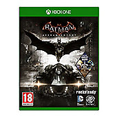 Batman Arkham Knight Xbox One: (inc. Wayne Tech Booster Pack DLC Exclusive to Tesco)