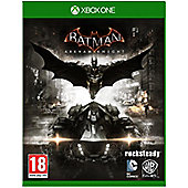 Batman: Arkham Knight + Wayne Tech Booster Pack DLC Exclusive to Tesco (Xbox One)