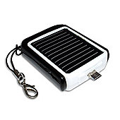 iTravel USB Solar Panel Battery Charger Keyring