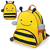 Skip Hop Zoo Pack Kids Backpack & Lunch Bag - Bee