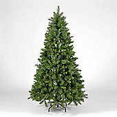 7ft 6in New Hampshire Pine Green Artificial Christmas Tree