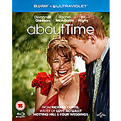About Time - Blu-Ray & Uv