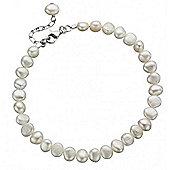 Forever Pearl Bead Bracelet
