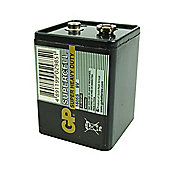 Radio Meter Device 9V Zinc Carbon Pp9 Block Battery
