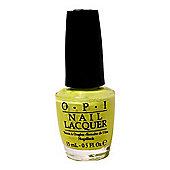 OPI Nail Polish / Varnish 15ml - Tart Green Apple