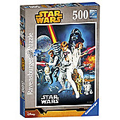 Star Wars 500Pc, Episode I-Vi (Vpn: 14662)